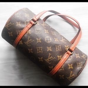 Authentic Louis Vuitton Papillon 25